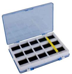 Magnetická krabička na háčiky JVS 8*12*2cm -obojstranná