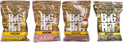 Boilies Big Hit Crafty Catcher 15mm/1kg + pop up