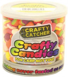 Crafty Catcher Candies bonbóniky na lov kapra 150g