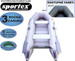 Rybárske člny Sportex SHELF 250