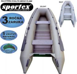 Rybárske člny Sportex SHELF 330