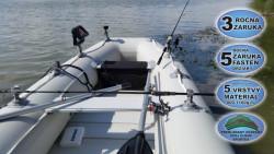 Čln Sportex Shelf s univerzalnymi úchytmi FASTEN