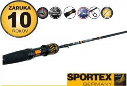 SPORTEX BLACK ARROW G2 ULTRA LIGHT - Prívlačový prút